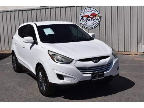 2015 Hyundai Tucson for sale at Chaparral Motors in Lubbock TX