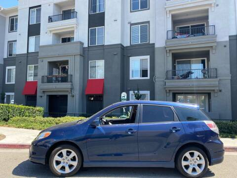 2005 Toyota Matrix for sale at Carpower Trading Inc. in Anaheim CA