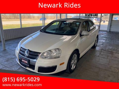 2008 Volkswagen Jetta for sale at Newark Rides in Newark IL