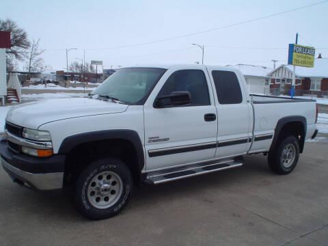 2002 Chevrolet Silverado 2500HD for sale at World of Wheels Autoplex in Hays KS