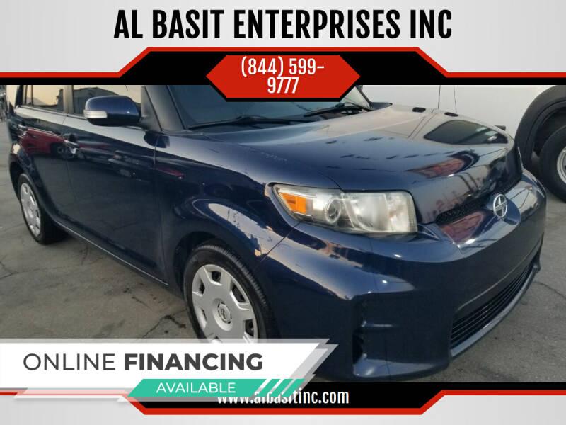 2013 Scion xB for sale at AL BASIT ENTERPRISES INC in Riverside CA