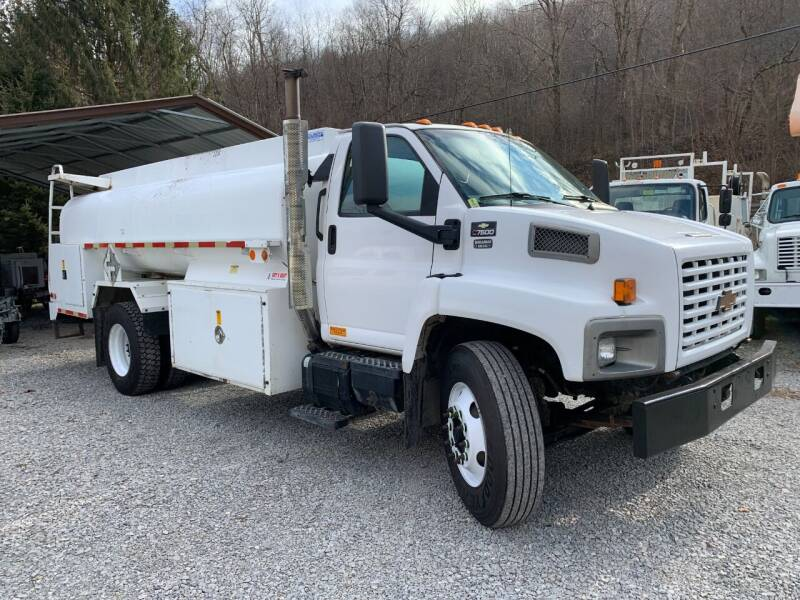 2003 Chevrolet 7500 for sale at Henderson Truck & Equipment Inc. in Harman WV