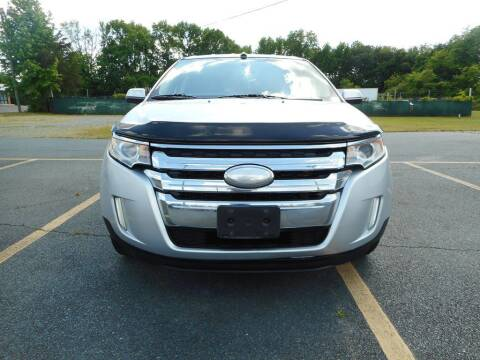 2013 Ford Edge for sale at Auto America - Monroe in Monroe NC
