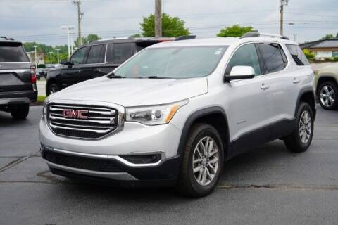 2018 GMC Acadia for sale at Preferred Auto Fort Wayne in Fort Wayne IN