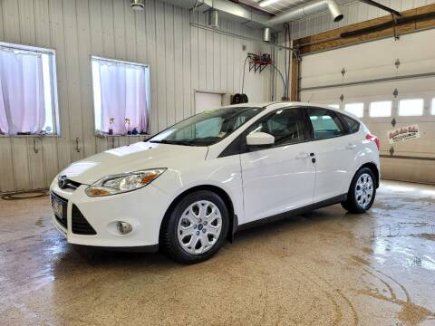 2012 Ford Focus for sale at Sand's Auto Sales in Cambridge MN