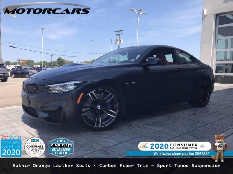 2018 BMW M4 for sale in Kalamazoo, MI