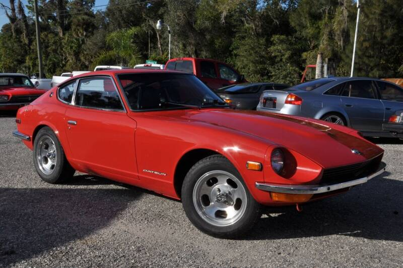 1971 Datsun 240Z for sale at Elite Motorcar, LLC in Deland FL