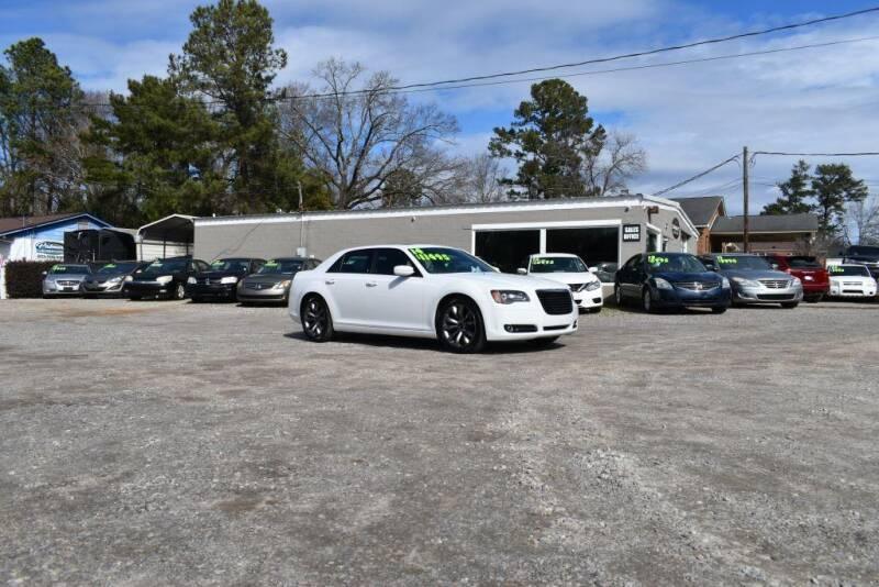 2014 Chrysler 300 for sale at Barrett Auto Sales in North Augusta SC