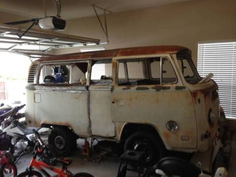 1972 Volkswagen Bus for sale at Haggle Me Classics in Hobart IN