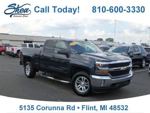 2019 Chevrolet Silverado 1500 LD for sale at Jamie Sells Cars 810 - Linden Location in Flint MI