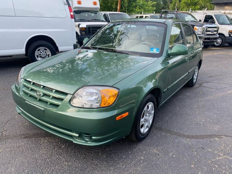 2005 Hyundai Accent for sale at Advanced Fleet Management in Bloomfield NJ