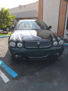 2008 Jaguar XJ-Series for sale at LAND & SEA BROKERS INC in Deerfield FL