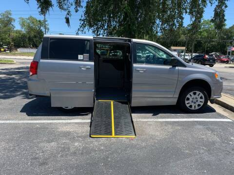 2017 Dodge Grand Caravan for sale at Diversified Auto Sales of Orlando, Inc. in Orlando FL