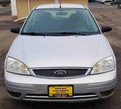 2007 Ford Focus for sale at G.K.A.C. Car Lot in Twin Falls ID