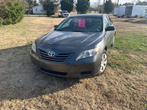 2007 Toyota Camry for sale at Samet Performance in Louisburg NC