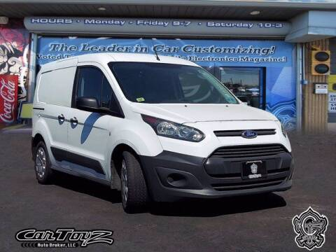 2015 Ford Transit Connect Cargo for sale at Distinctive Car Toyz in Pleasantville NJ