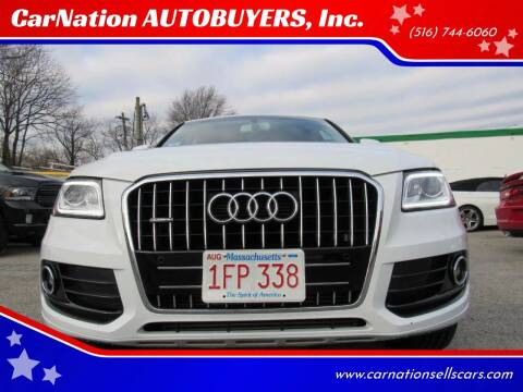 2015 Audi Q5 for sale at CarNation AUTOBUYERS, Inc. in Rockville Centre NY