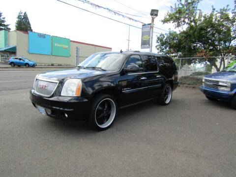 2007 GMC Yukon XL for sale at ARISTA CAR COMPANY LLC in Portland OR