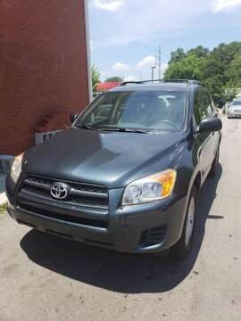 2010 Toyota RAV4 for sale at Credit Cars LLC in Lawrenceville GA
