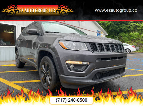 2020 Jeep Compass for sale at EZ Auto Group LLC in Lewistown PA