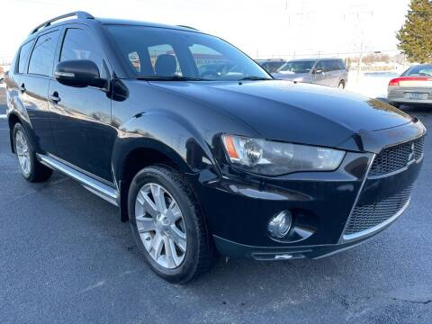 2012 Mitsubishi Outlander for sale at Quality Motors Inc in Indianapolis IN