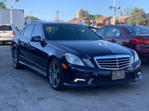 2011 Mercedes-Benz E-Class for sale at IMPORT Motors in Saint Louis MO