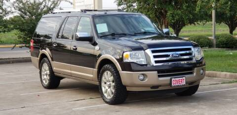 2013 Ford Expedition EL for sale at America's Auto Financial in Houston TX