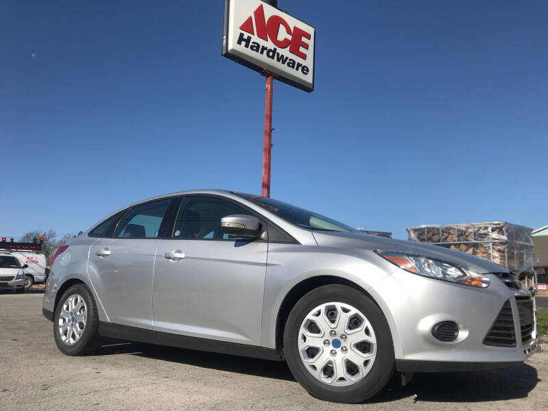 2014 Ford Focus for sale at ACE HARDWARE OF ELLSWORTH dba ACE EQUIPMENT in Canfield OH