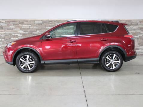 2018 Toyota RAV4 for sale at Bud & Doug Walters Auto Sales in Kalamazoo MI