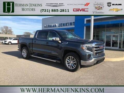 2019 GMC Sierra 1500 for sale at Herman Jenkins Used Cars in Union City TN