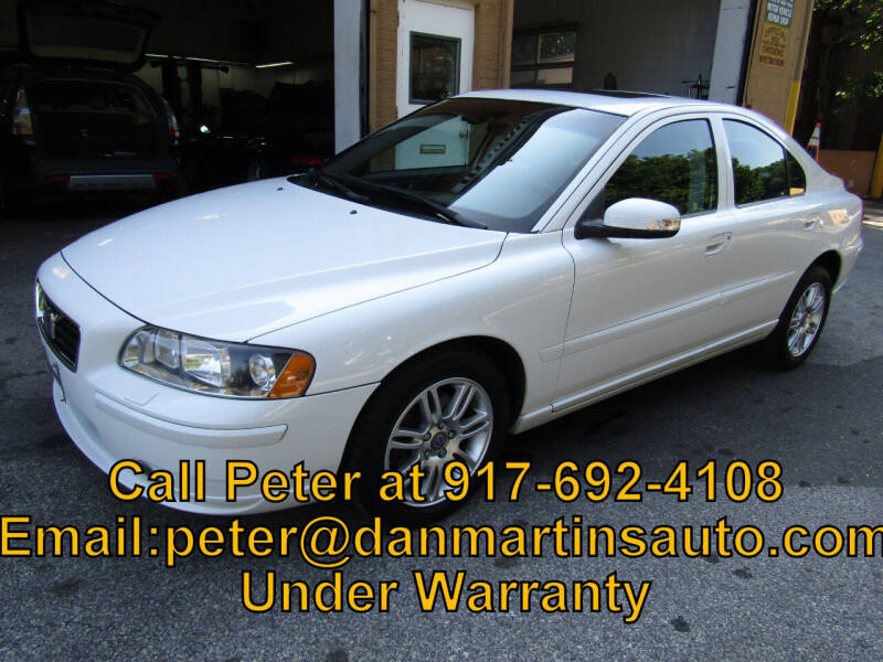 2008 Volvo S60 for sale at Dan Martin's Auto Depot LTD in Yonkers NY
