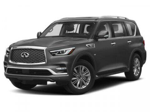 2019 Infiniti QX80 for sale at DICK BROOKS PRE-OWNED in Lyman SC