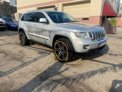 2012 Jeep Grand Cherokee for sale at MG Auto Sales in Pittsburgh PA
