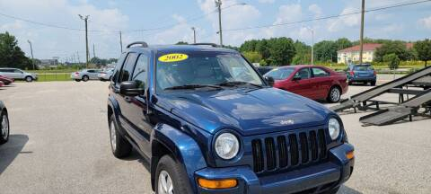 2002 Jeep Liberty for sale at Kelly & Kelly Supermarket of Cars in Fayetteville NC