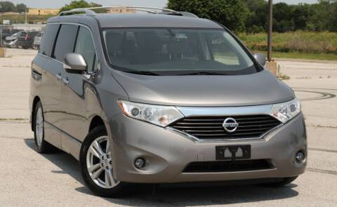 2012 Nissan Quest for sale at Big O Auto LLC in Omaha NE