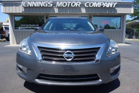 2014 Nissan Altima for sale at Jennings Motor Company in West Columbia SC
