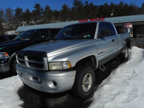 2001 Dodge Ram Pickup 1500 for sale at Automotive Toy Store LLC in Mount Carmel PA
