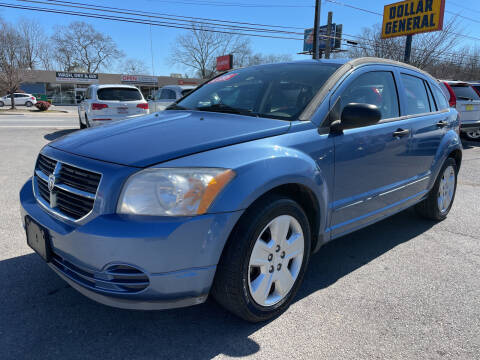 2007 Dodge Caliber for sale at Diana Rico LLC in Dalton GA