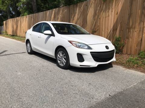 2012 Mazda MAZDA3 for sale at Popular Imports Auto Sales in Gainesville FL