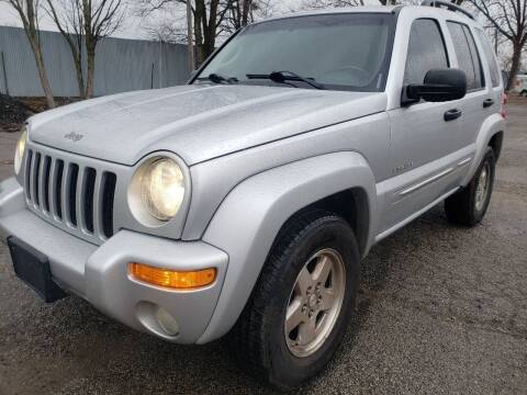 2004 Jeep Liberty for sale at Flex Auto Sales in Cleveland OH