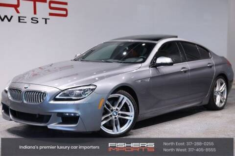 2017 BMW 6 Series for sale at Fishers Imports in Fishers IN