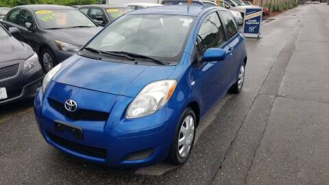 2009 Toyota Yaris for sale at Howe's Auto Sales in Lowell MA