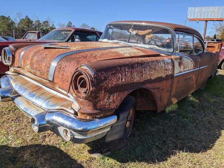 1956 Pontiac Chieftain for sale at Classic Cars of South Carolina in Gray Court SC