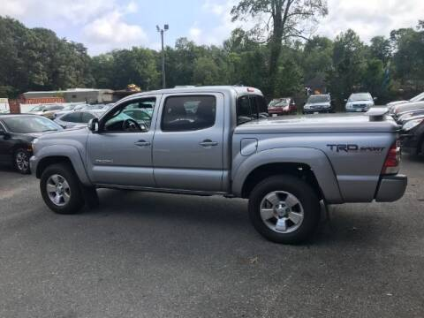 2015 Toyota Tacoma for sale at Sports & Imports in Pasadena MD