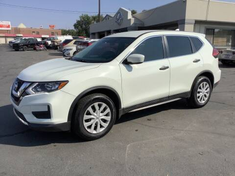 2017 Nissan Rogue for sale at Beutler Auto Sales in Clearfield UT
