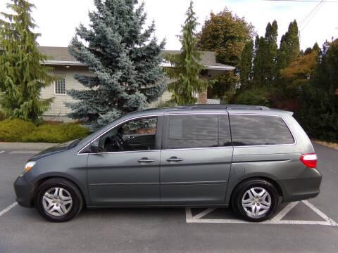 2007 Honda Odyssey for sale at Signature Auto Sales in Bremerton WA