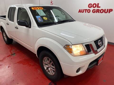 2014 Nissan Frontier for sale at GOL Auto Group in Austin TX