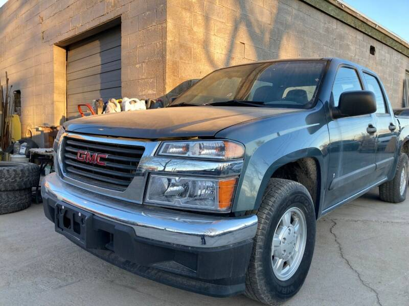2007 GMC Canyon for sale at Auto Ape in Salt Lake City UT