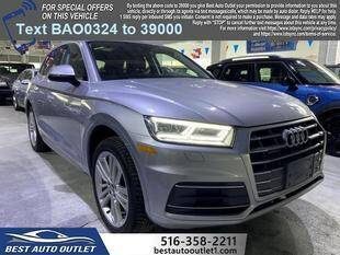 2018 Audi Q5 for sale at Best Auto Outlet in Floral Park NY