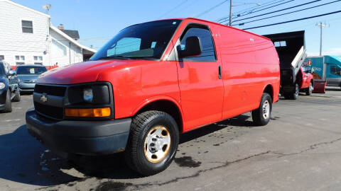 2010 Chevrolet Express Cargo for sale at Action Automotive Service LLC in Hudson NY